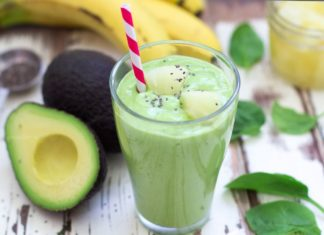 Avocado Juice receipe