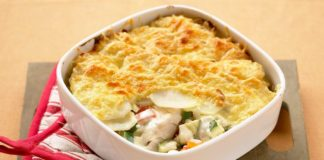 Luxury Fish Pie Recipe