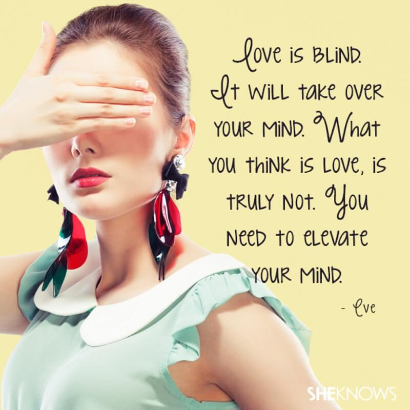 eve love quote