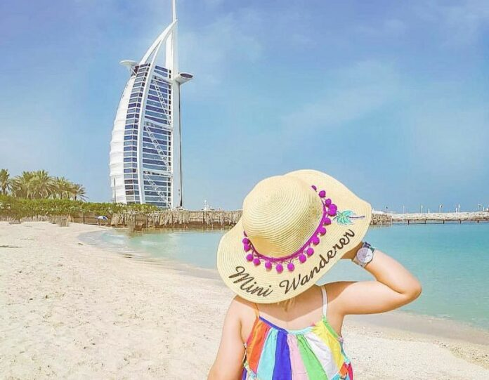 Things to do with kids in dubai